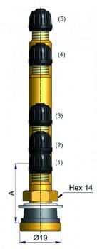 Вентиль б/к  R-2027-2