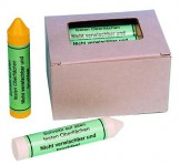 Водостойкий мел-маркер жёлтый S-4305-J